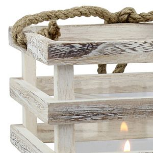 Stonebriar Collection Weathered Beach House Lantern
