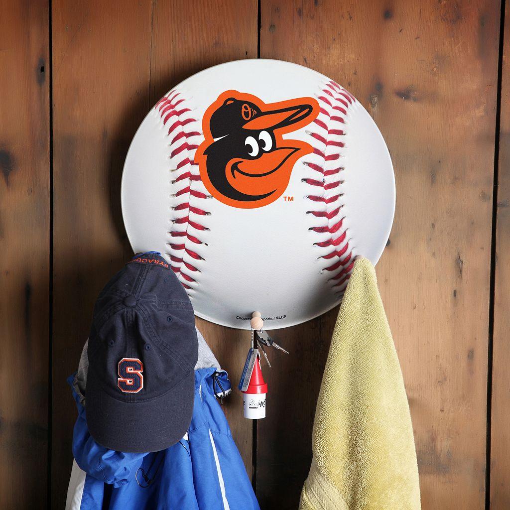 Baltimore Orioles Baseball Coat Hanger