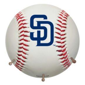 San Diego Padres Baseball Coat Hanger