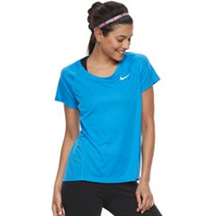 Women's Nike Dry Miler Mesh Running Top