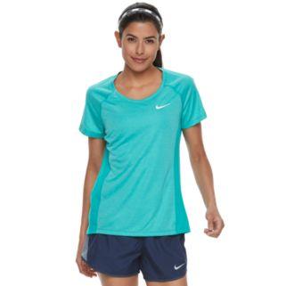 Women's Nike Dry Miler Mesh Running Top