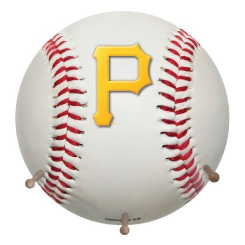 Pittsburgh Pirates Baseball Coat Hanger