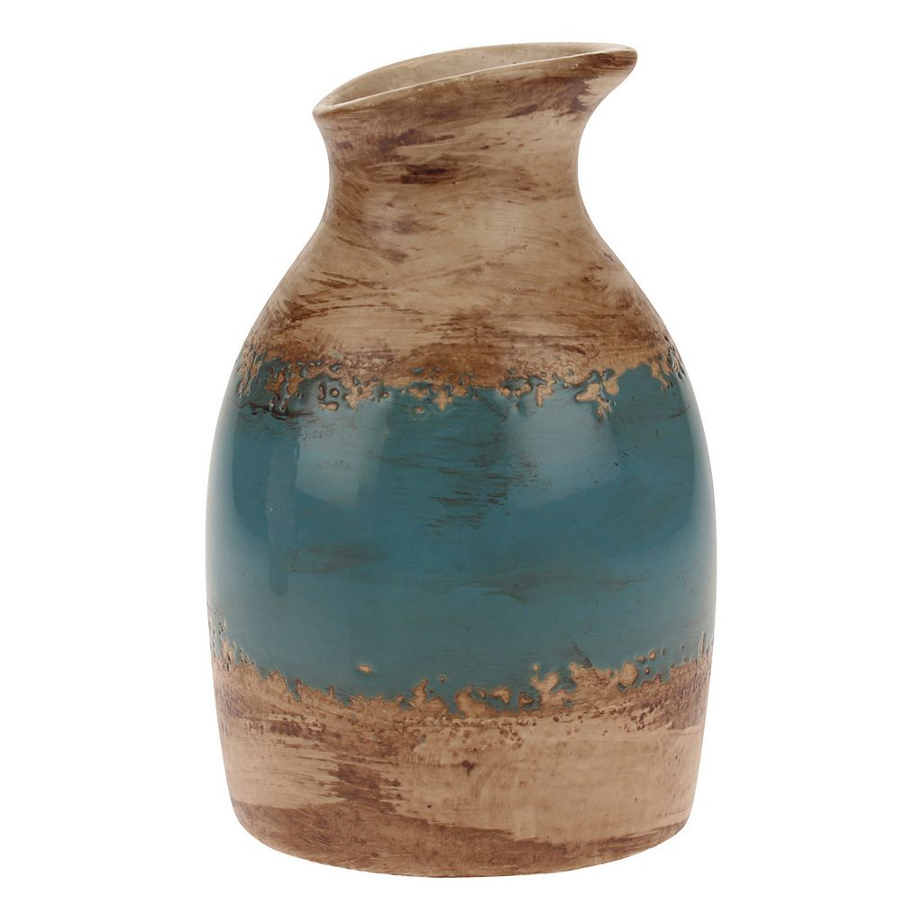 Stonebriar Collection Weathered Vase