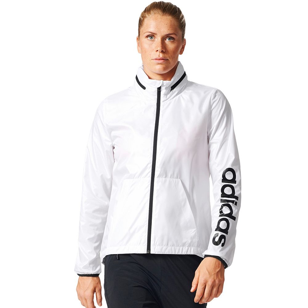 adidas Linear Windbreaker Jacket