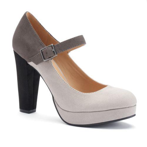 Candie's® Women's Mary Jane Heels