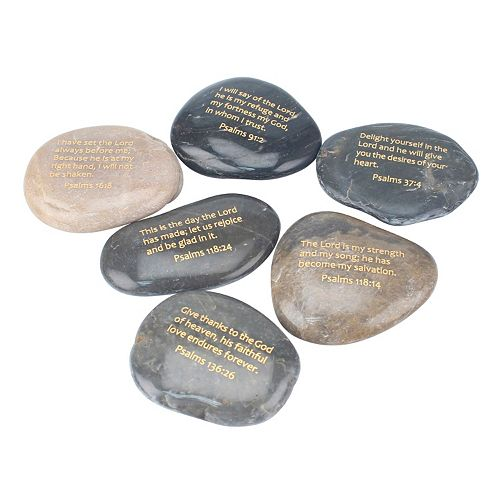 Stonebriar Collection Psalms Rock 6-piece Set