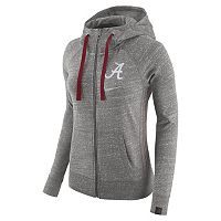 Women's Nike Alabama Crimson Tide Vintage Full-Zip Hoodie