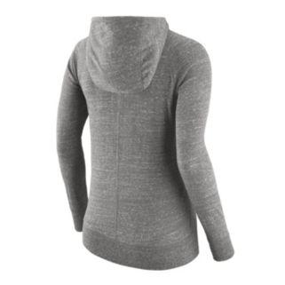 Women's Nike Michigan Wolverines Vintage Full-Zip Hoodie