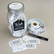 Stonebriar Collection Wedding Wish Jar