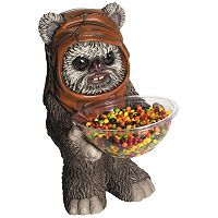 Star Wars Ewok Candy Bowl Holder Halloween Décor