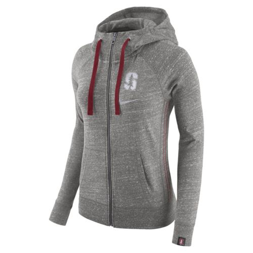 Women's Nike Stanford Cardinal Vintage Full-Zip Hoodie