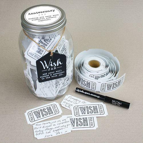 Stonebriar Collection Anniversary Wish Jar