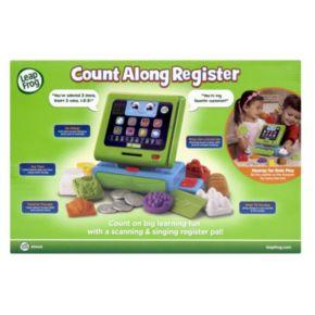 Leapfrog Count Along Cash Register