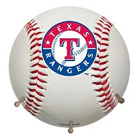 Texas Rangers Baseball Coat Hanger