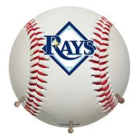 Tampa Bay Rays Baseball Coat Hanger