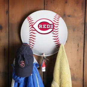 Cincinnati Reds Baseball Coat Hanger