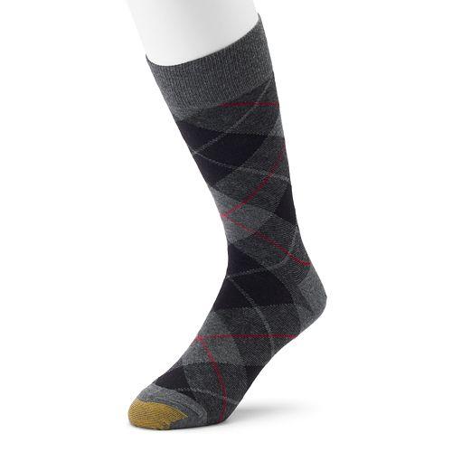 a910b9835dea Men's GOLDTOE Plaid Dress Socks