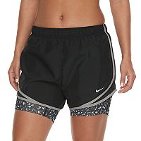 Women's Nike 2-in-1 Tempo Running Shorts