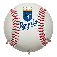Kansas City Royals Baseball Coat Hanger