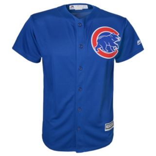 Boys 8-20 Majestic Chicago Cubs Replica Jersey