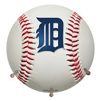 Detroit Tigers Baseball Coat Hanger