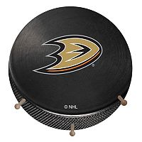 Anaheim Ducks Hockey Puck Coat Hanger