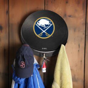Buffalo Sabres Hockey Puck Coat Hanger