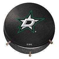 Dallas Stars Hockey Puck Coat Hanger