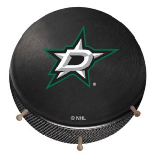 Dallas Stars Hockey Puck Coat Hanger