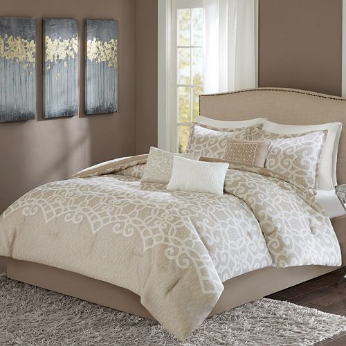 Madison Park Beatrice 7 Piece Comforter Set