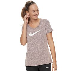 Women's Nike Swoosh Short Sleeve Graphic Tee
