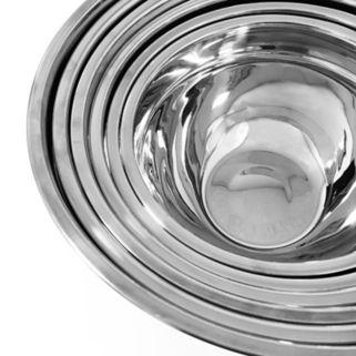 Elite Gourmet 12-pc. Mixing Bowl Set