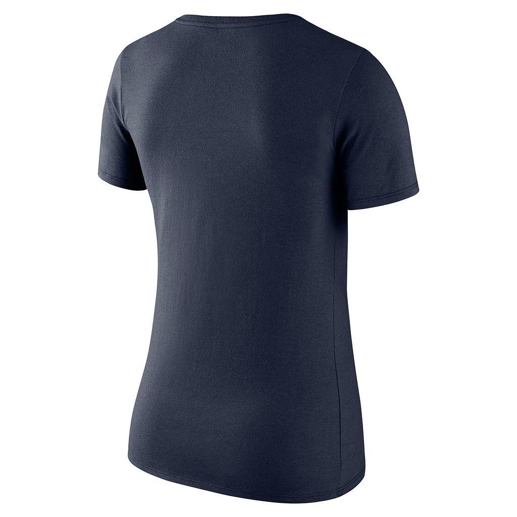 Women's Nike Seattle Mariners Scoopneck Tee