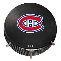 Montreal Canadiens Hockey Puck Coat Hanger