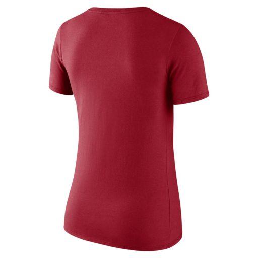 Women's Nike Cincinnati Reds Scoopneck Tee