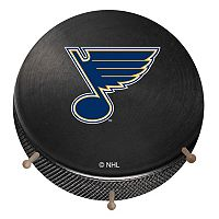 St. Louis Blues Hockey Puck Coat Hanger