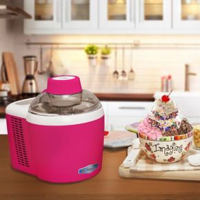 Mr. Freeze 1.5-Pint Thermo Electric Self-Freezing Ice Cream Maker