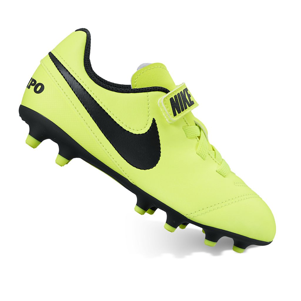 Nike Jr. Tiempo Rio III V Firm-Ground Kids' Soccer Cleats