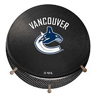 Vancouver Canucks Hockey Puck Coat Hanger