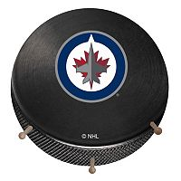 Winnipeg Jets Hockey Puck Coat Hanger