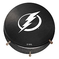 Tampa Bay Lightning Hockey Puck Coat Hanger