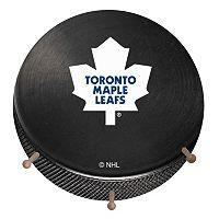 Toronto Maple Leafs Hockey Puck Coat Hanger
