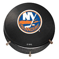 New York Islanders Hockey Puck Coat Hanger