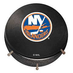New York Islanders Hockey Puck Coat Hanger