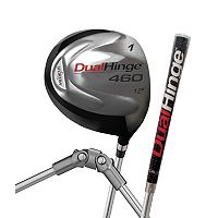 Medicus Left Hand Dual-Hinge Driver Golf Club