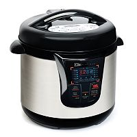Elite Platinum 8-qt. Digital Pressure Cooker