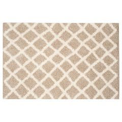 Safavieh Dallas Lattice Shag Rug