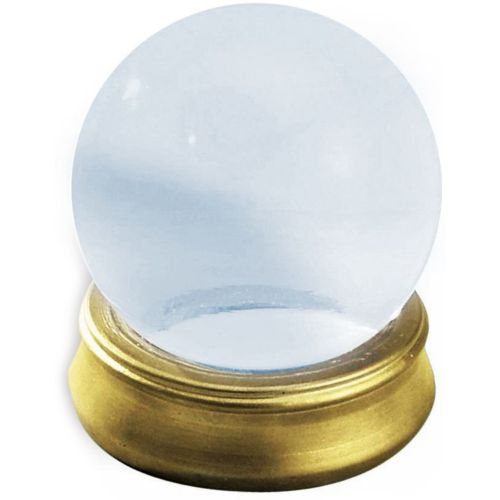 Crystal Ball Costume Prop