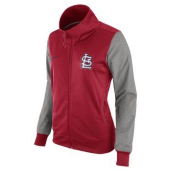 Women's Nike St. Louis Cardinals Track Jacket