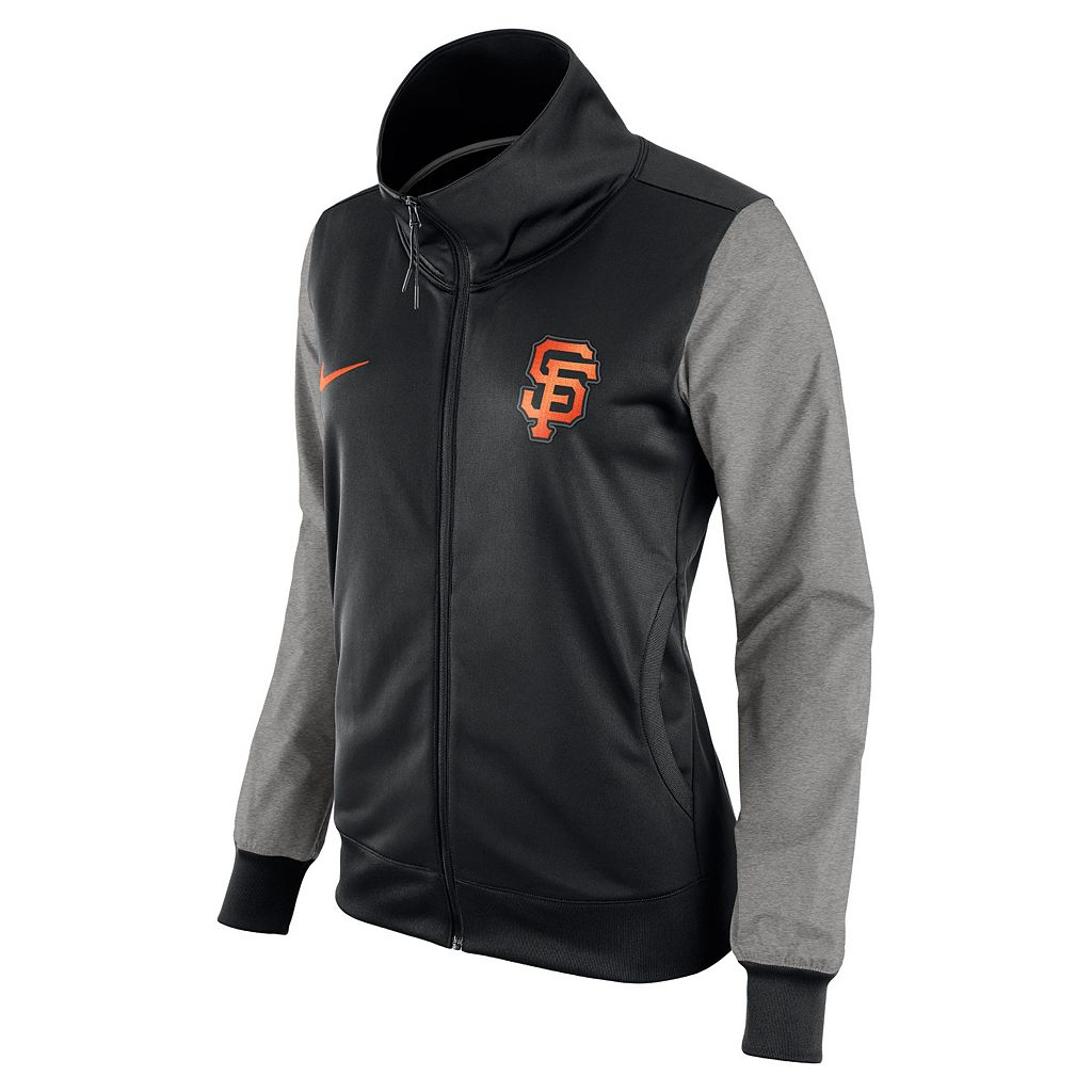 Women's Nike San Francisco Giants Track Jacket